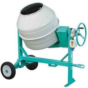 220v 190 literes betonkeverő gép kölcsönzése bérlése