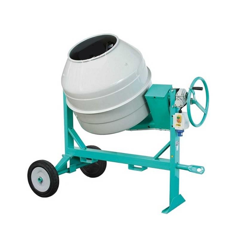 IMER Syntesi 190 betonkevero acel keverodobbal