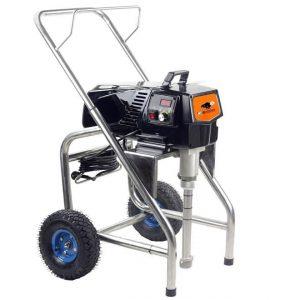 PAZ 6335ib 6l perc airless glettszóró festékszóró gép