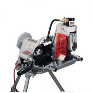 ridgid rothenberger rems görgős csőhornyoló grúvoló gép bérlése kölcsönzése sprinklerhez tüzivízhez